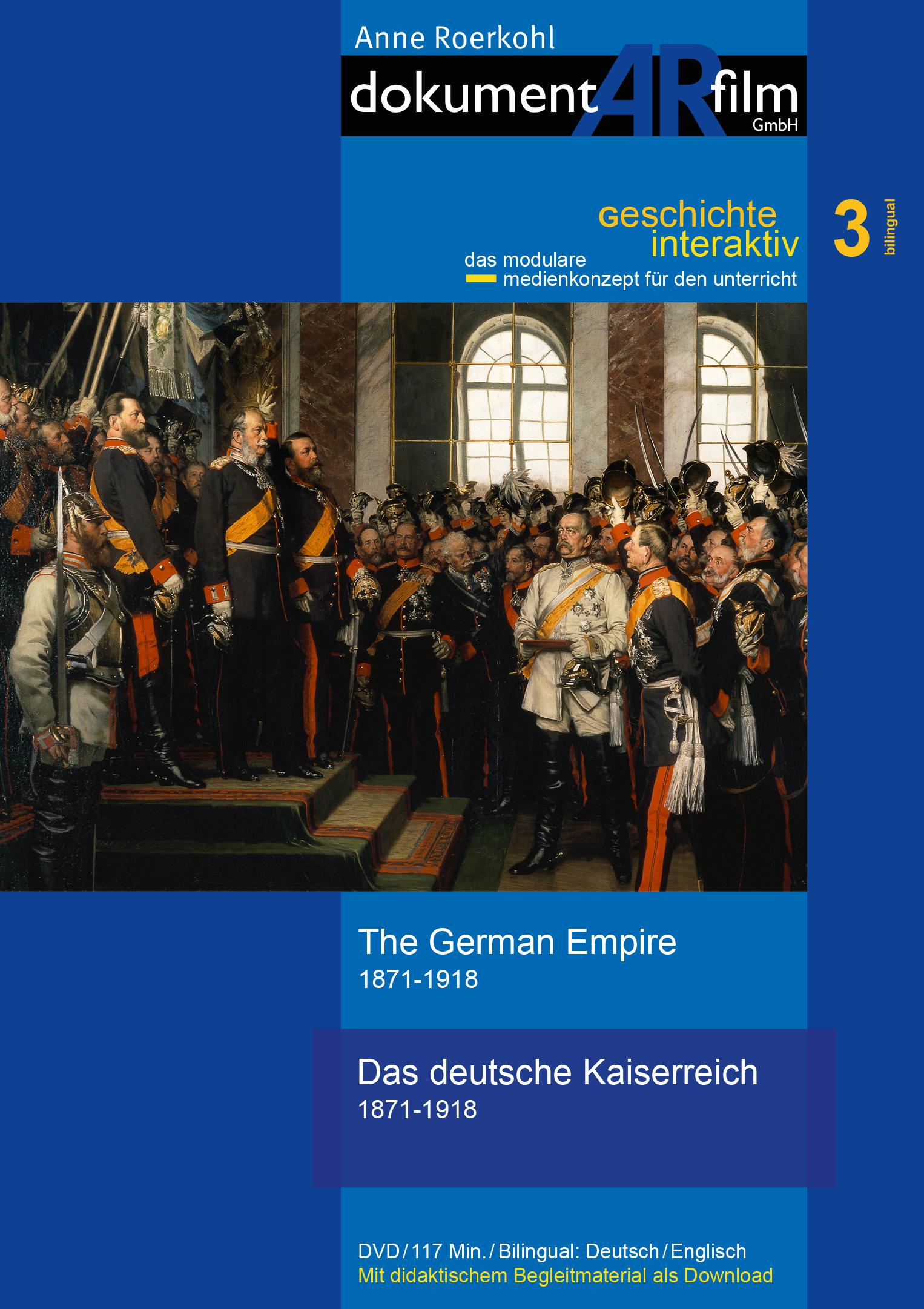 Gi3 Das Deutsche Kaiserreich Neuauflage 1871 1918 Das